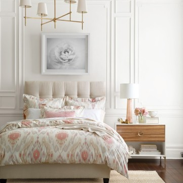 Spring Decor for Bedroom by Williams Sonoma